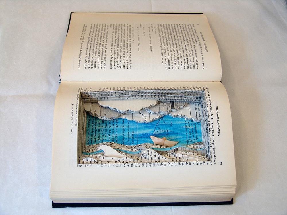El mar de las historias